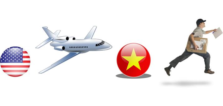 Vận chuyển hàng từ Baltimore, Mỹ về Việt Nam giá rẻ