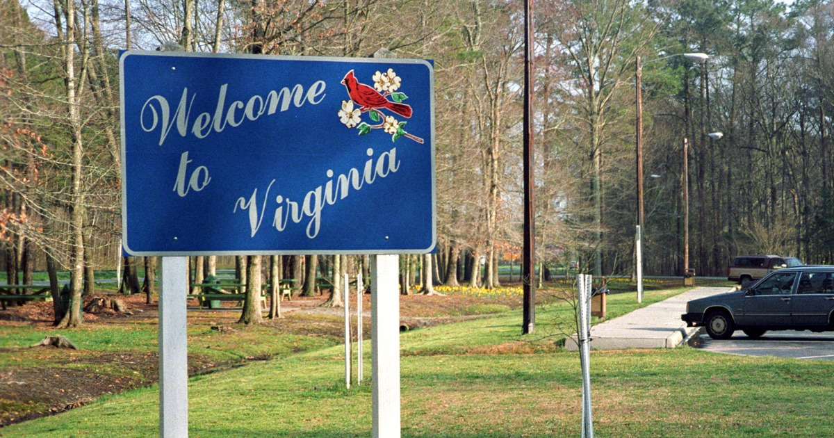 Nhận chuyển phát nhanh đi Virginia chất lượng nhất