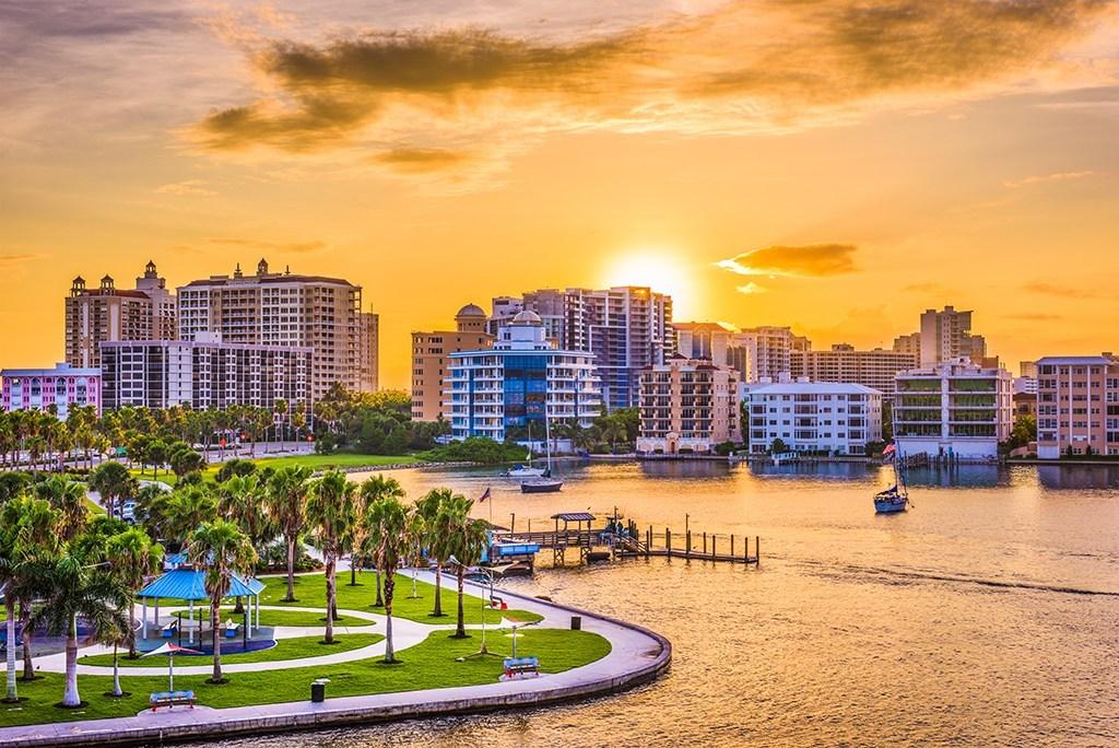 Vận chuyển hàng hóa đi Florida nhanh chóng nhất
